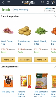 Amazon Food Launched In India Set To Spoil Zomato Swiggy