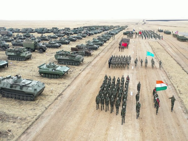 SCO countries complete joint military exercise in Russia | english.lokmat.com