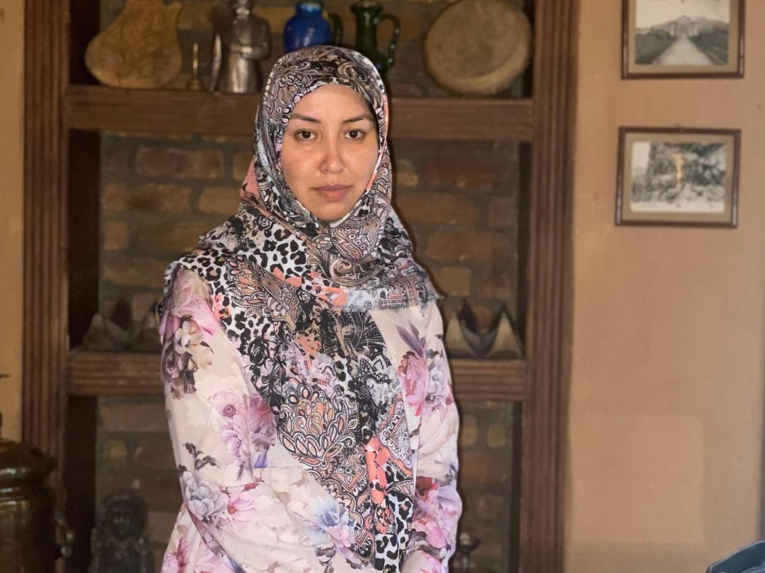 Afghan lady governor Salima Mazari captured by Taliban, whereabouts unknown | english.lokmat.com