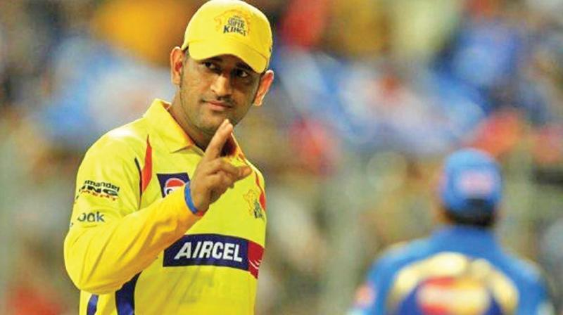 Confirmed! MS Dhoni will be playing for CSK in 2021, refutes rumours of IPL  retirement | english.lokmat.com