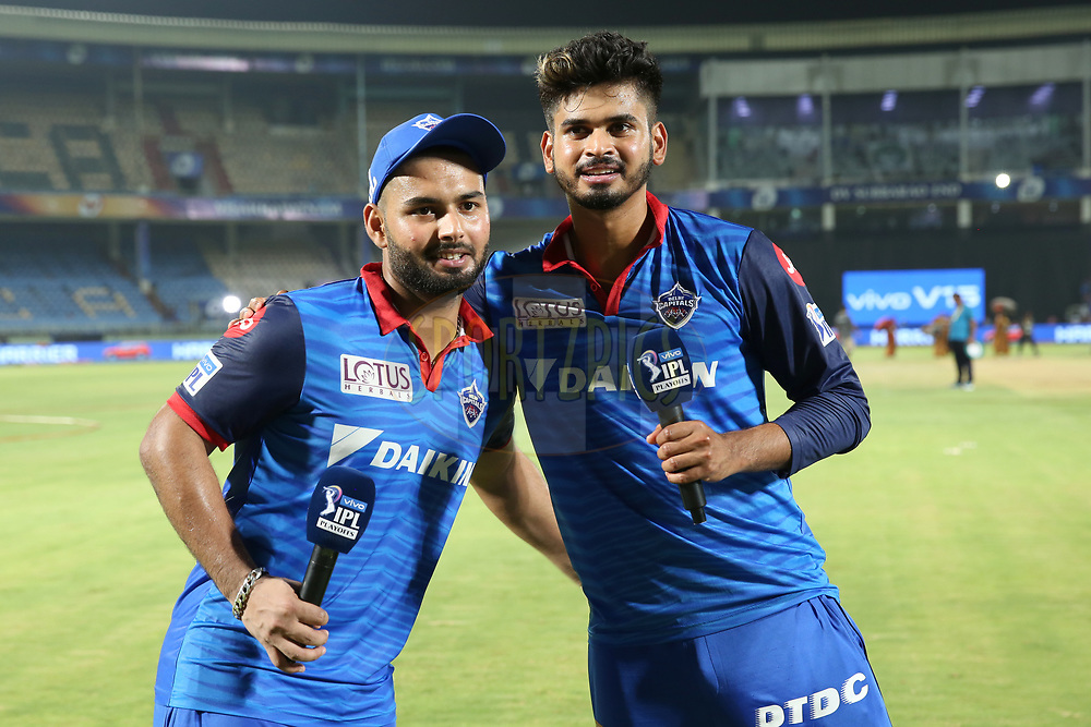 Rishabh Pant likely to remain captain of Delhi Capitals for remainder of  IPL 2021 | english.lokmat.com