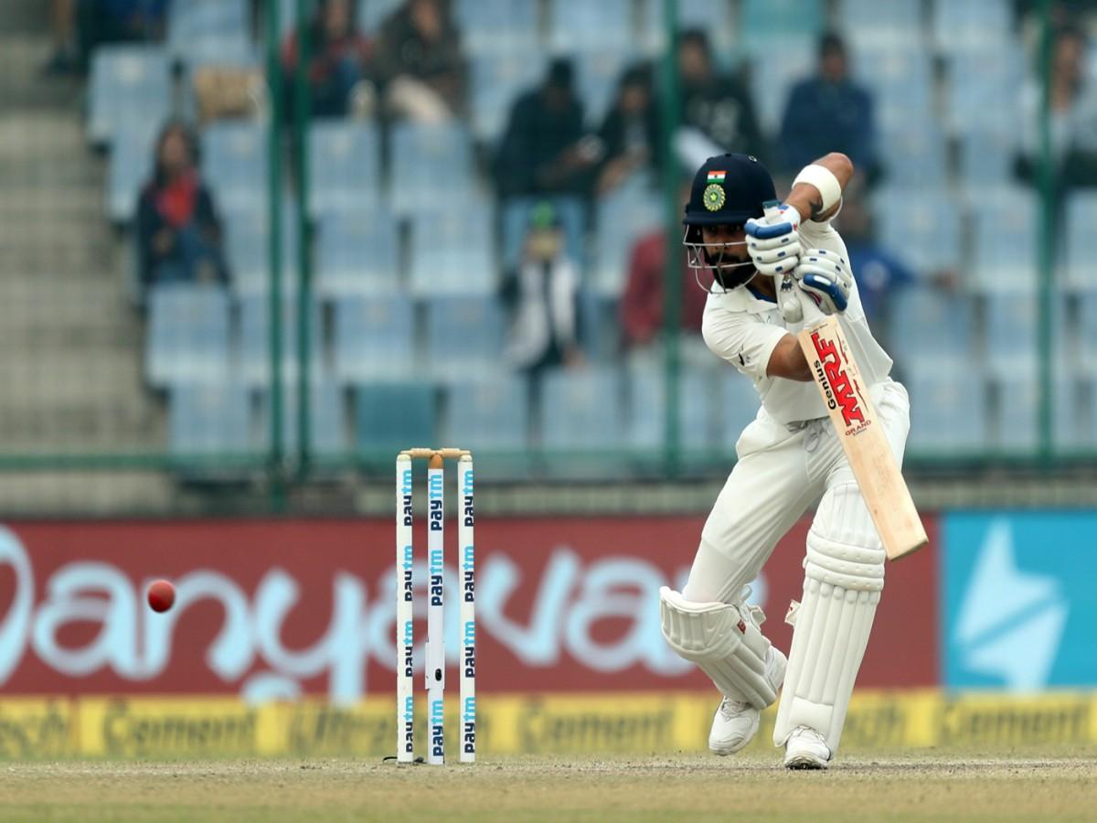 Image result for Virat Kohli test
