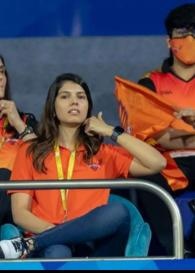 IPL 2021: Who is the mystery girl spotted cheering for Sunrisers Hyderabad