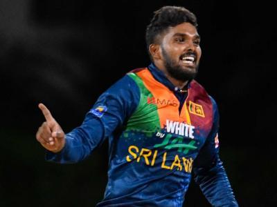 Franchises express interest in all-rounder Wanindu Hasaranga for UAE leg of IPL 2021 | Latest Cricket News at english.lokmat.com