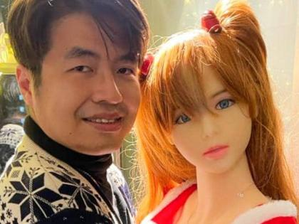 Hong Kong man gets engaged to sex doll to fulfill his fantasies | Hong Kong man gets engaged to sex doll to fulfill his fantasies