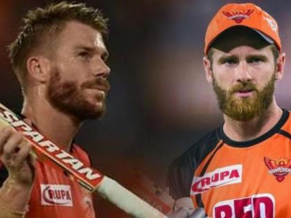 David Warner steps down as Sunrisers Hyderabad captain, Kane Willamson takes charge | David Warner steps down as Sunrisers Hyderabad captain, Kane Willamson takes charge