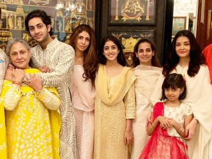 No Holi celebrations at Amitabh Bachchan's bungalow Jalsa due to COVID-19 | No Holi celebrations at Amitabh Bachchan's bungalow Jalsa due to COVID-19