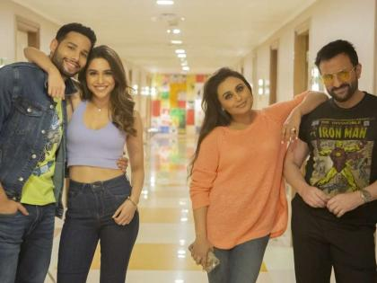 Theatrical release of Bunty Aur Babli 2 put on hold due to rising COVID-19 cases   Theatrical release of Bunty Aur Babli 2 put on hold due to rising COVID-19 cases
