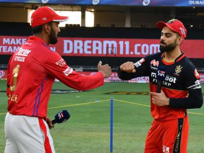 Royal Challengers Bangalore opt to bowl, Punjab makes three changes to playing XI | Royal Challengers Bangalore opt to bowl, Punjab makes three changes to playing XI