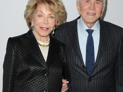 Anne Douglas, widow of late actor Kirk Douglas, dies at the age of 102 | Anne Douglas, widow of late actor Kirk Douglas, dies at the age of 102