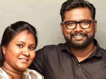 Director Arunraja Kamaraj's wife Sindhuja dies of COVID-19, hubby attends funeral in PPE kit   Director Arunraja Kamaraj's wife Sindhuja dies of COVID-19, hubby attends funeral in PPE kit