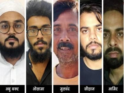 Delhi Police busts Pak-organised terror module; investigation reveals shocking information | Delhi Police busts Pak-organised terror module; investigation reveals shocking information