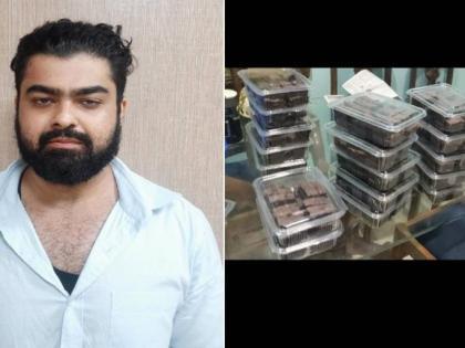 Shocking! Mumbai: NCB arrests psychologist for supplying cake baked with drugs   Shocking! Mumbai: NCB arrests psychologist for supplying cake baked with drugs