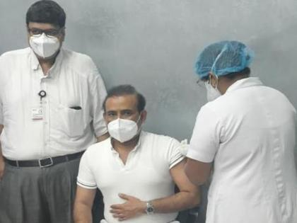 Vaccine shortage: Rajesh Tope clarifies why he took second vaccine dose after 30 days   Vaccine shortage: Rajesh Tope clarifies why he took second vaccine dose after 30 days