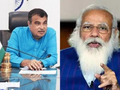 """COVID-19: """"Yes, many died in the country due to lack of oxygen"""", Gadkari's video goes viral   COVID-19: """"Yes, many died in the country due to lack of oxygen"""", Gadkari's video goes viral"""