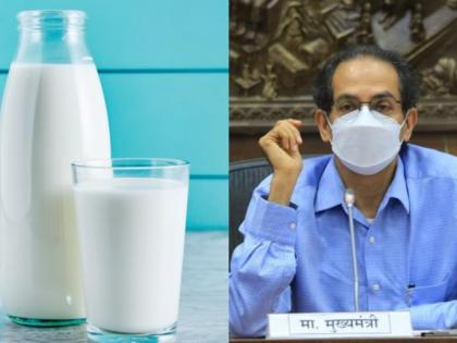 'Buffaloes are milked twice a day': Kripashankar Singh writes to CM Thackeray to allow sale of milk even in evening | 'Buffaloes are milked twice a day': Kripashankar Singh writes to CM Thackeray to allow sale of milk even in evening