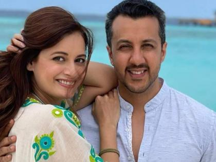 Dia Mirza shares unseen pics from her honeymoon trip with step daughter and husband   Dia Mirza shares unseen pics from her honeymoon trip with step daughter and husband