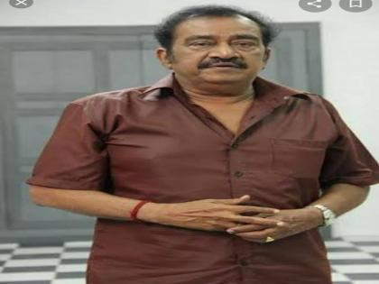 Actor Pandu dies of COVID-19 complications, wife critical in ICU | Actor Pandu dies of COVID-19 complications, wife critical in ICU