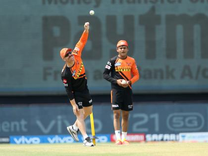 Hyderabad wn toss opt to bowl, David Warner dropped from playing XI | Hyderabad wn toss opt to bowl, David Warner dropped from playing XI
