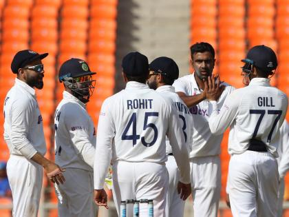 India qualify for World Test Championship finals by defeating England in Ahmedabad   India qualify for World Test Championship finals by defeating England in Ahmedabad