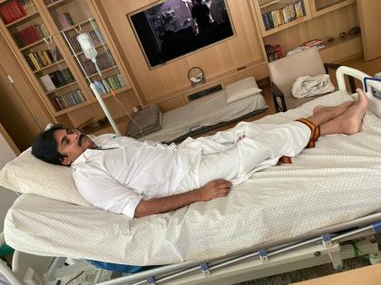 Pawan Kalyan tests positive for Covid-19, actor undergoing treatment at his farmhouse   Pawan Kalyan tests positive for Covid-19, actor undergoing treatment at his farmhouse