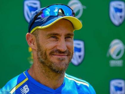 The Hundred: Northern Superchargers rope in Faf du Plessis as replacement for Aaron Finch | The Hundred: Northern Superchargers rope in Faf du Plessis as replacement for Aaron Finch
