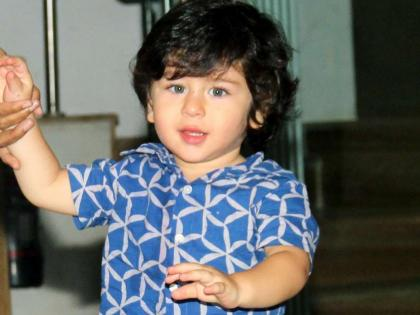 Watch: Little Taimur arrives at hospital to see his younger brother | Watch: Little Taimur arrives at hospital to see his younger brother