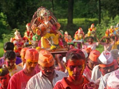 Ganesh festival 2020: BMC appeals citizens to avoid gathering for home installation of Ganesh idols   Ganesh festival 2020: BMC appeals citizens to avoid gathering for home installation of Ganesh idols