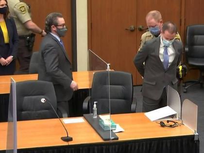 Former Police Officer Derek Chauvin pronounced guilty in George Floyd death case | Former Police Officer Derek Chauvin pronounced guilty in George Floyd death case