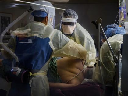 Maharashtra: COVID patient turned away by multiple hospitals, dies | Maharashtra: COVID patient turned away by multiple hospitals, dies