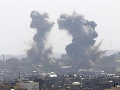 Israel-Palestine conflict: Death toll in Gaza rises to 32, explosions heard in Tel Aviv | Israel-Palestine conflict: Death toll in Gaza rises to 32, explosions heard in Tel Aviv