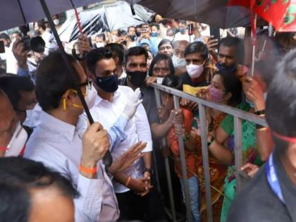 Maharashtra Flood: I am not the CM who will announce package for popularity, says Uddhav Thackeray | Maharashtra Flood: I am not the CM who will announce package for popularity, says Uddhav Thackeray
