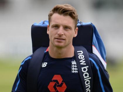 Jos Buttler out of Sri Lanka white-ball series due to calf injury   Jos Buttler out of Sri Lanka white-ball series due to calf injury