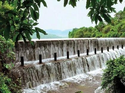 Mumbai's Modak Sagar & Tansa lakes dam overflows after incessant rainfall   Mumbai's Modak Sagar & Tansa lakes dam overflows after incessant rainfall