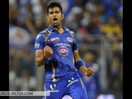 Mumbai Indians rope in former India pacer Vinay Kumar as talent scout   Mumbai Indians rope in former India pacer Vinay Kumar as talent scout