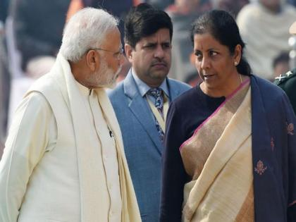 COVID-19: 'Instead of improving health infrastructure, we were lighting lamps and clapping', Nirmala Sitharaman's husband hits out at Centre   COVID-19: 'Instead of improving health infrastructure, we were lighting lamps and clapping', Nirmala Sitharaman's husband hits out at Centre