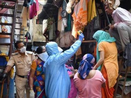 COVID-19: Vaccinate everyone above 18 years of age in Dharavi, demands Shiv Sena leader | COVID-19: Vaccinate everyone above 18 years of age in Dharavi, demands Shiv Sena leader