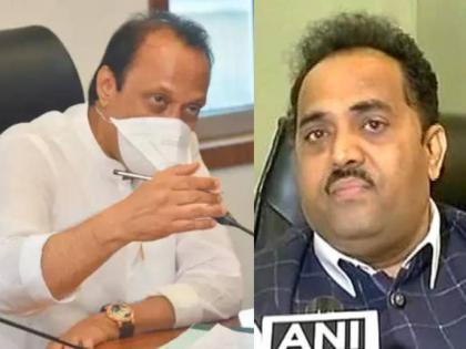Ajit Pawar reacts to Sanjay Kakade's remark on Uddhav Thackeray | Ajit Pawar reacts to Sanjay Kakade's remark on Uddhav Thackeray