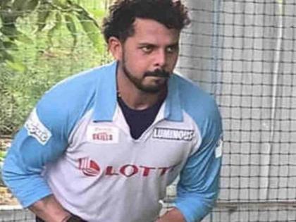 IPL 2021: Sreesanth breaks silenec on spot fixing allegations | IPL 2021: Sreesanth breaks silenec on spot fixing allegations