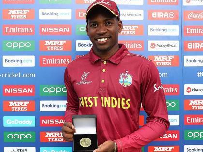 Rajasthan Royals sign West Indies mystery spinner Nyeem Young for UAE leg of IPL | Rajasthan Royals sign West Indies mystery spinner Nyeem Young for UAE leg of IPL
