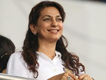 Juhi proud of KKR team: 'Our boys played strong and hard'   Juhi proud of KKR team: 'Our boys played strong and hard'