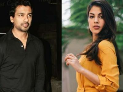 Nikhil Dwivedi to Rhea: When all this is over, we would like to work with you   Nikhil Dwivedi to Rhea: When all this is over, we would like to work with you