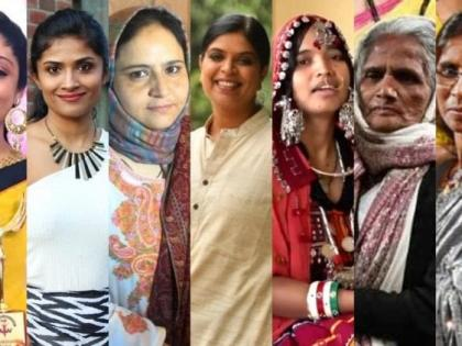 Meet the 7 women who celebrated Women's Day with Narendra Modi   Meet the 7 women who celebrated Women's Day with Narendra Modi