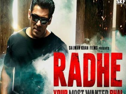 Trailer of Salman Khan's Radhe cleared by CBFC without any cuts   Trailer of Salman Khan's Radhe cleared by CBFC without any cuts