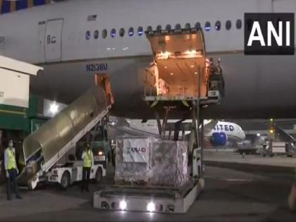 COVID-19: India receives 1.25 lakh vials of Remdesivir from US   COVID-19: India receives 1.25 lakh vials of Remdesivir from US