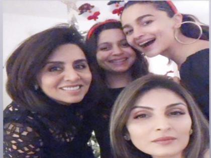 Riddhima Kapoor Sahni sends all her love to Alia Bhatt after her COVID-19 diagnosis | Riddhima Kapoor Sahni sends all her love to Alia Bhatt after her COVID-19 diagnosis