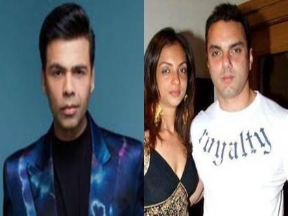 Karan Johar's new Netflix series lands Sohail Khan's marriage in trouble   Karan Johar's new Netflix series lands Sohail Khan's marriage in trouble