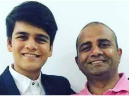 Actor Bhavya Gandhi's father dies of COVID-19 illness   Actor Bhavya Gandhi's father dies of COVID-19 illness
