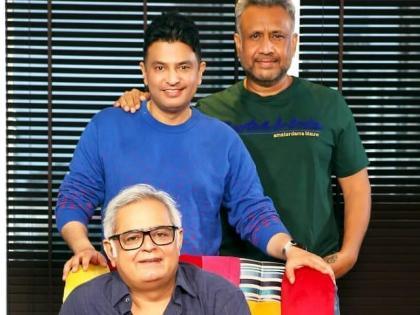 Bhushan Kumar, Anubhav Sinha to produce Hansal Mehta's next with newcomers | Bhushan Kumar, Anubhav Sinha to produce Hansal Mehta's next with newcomers