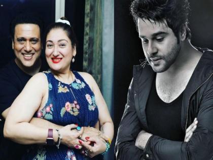 Krushna Abhishek seeks forgiveness from Govinda & Sunita Ahuja, says I love them so much | Krushna Abhishek seeks forgiveness from Govinda & Sunita Ahuja, says I love them so much